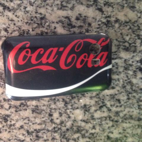 Capinha anti choque do galaxy S