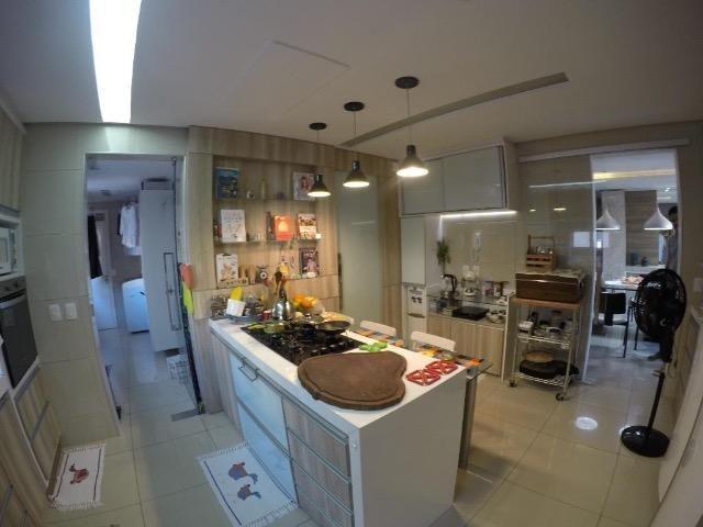 Excelente apartamento com 209m, projetado e mobiliado na aldeota - próximo ao BNB - Foto 5