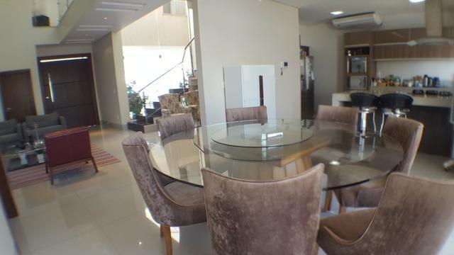 Sobrado 5 Suítes, 425 m², semi mobiliada, c/ lazer na 303 Sul - Foto 18