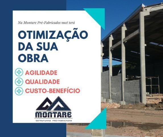 Pré-Moldados / Pré-Fabricados / Galpões / Barracão - Foto 5