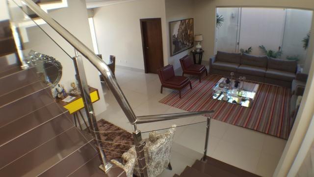 Sobrado 5 Suítes, 425 m², semi mobiliada, c/ lazer na 303 Sul - Foto 6