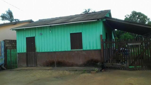 Vendo esta casa em mojui dos campos medindo 12x50