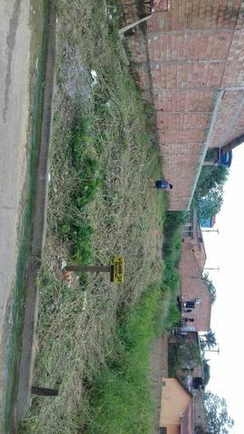 Vende se terreno no bairro São João Batista rua vila nova