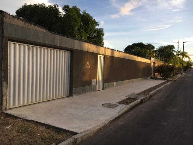 Loteamento Aruana terreno 20x30 com casa 2/4 simples