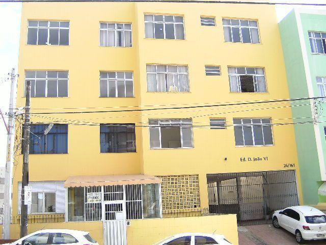 Apartamento 2/4 + Dependência - Barbalho / Lanat
