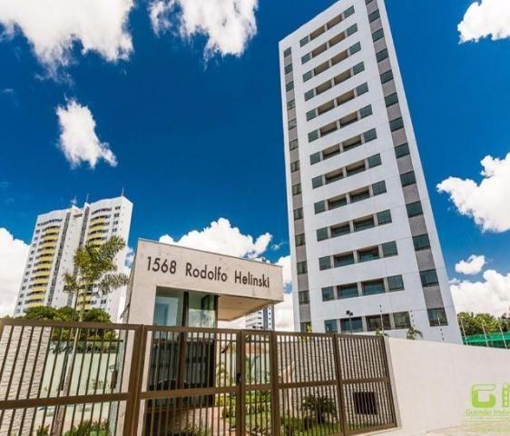 Excelente Apartamento Mobiliado no Rodolfo Helinski em Capim Macio