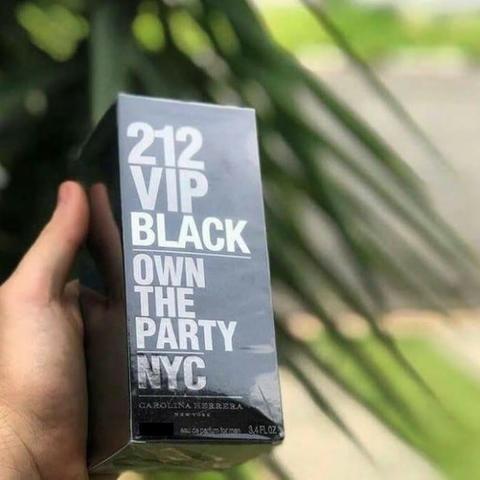 Super Promoção Perfumes Importados - 212 VIP Black