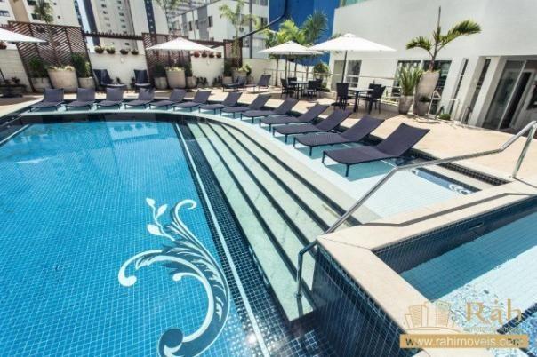 Apartamento com 3 suítes área de lazer com piscina adulto e piscina infantil