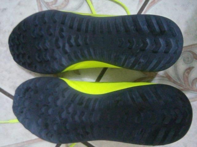 4a9ee308abef3 Chuteira Society Nike Mercurial Tamanho 40 - Esportes e ginástica ...