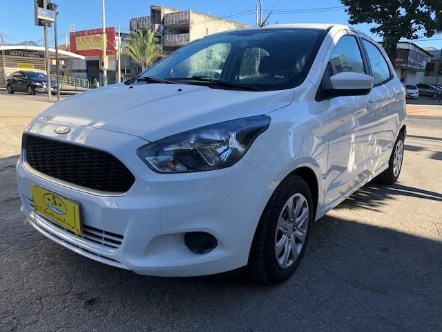 Ford Ka 2018 SE 1.5 + 26.000km + garantia de fabrica =0km ac trocaa