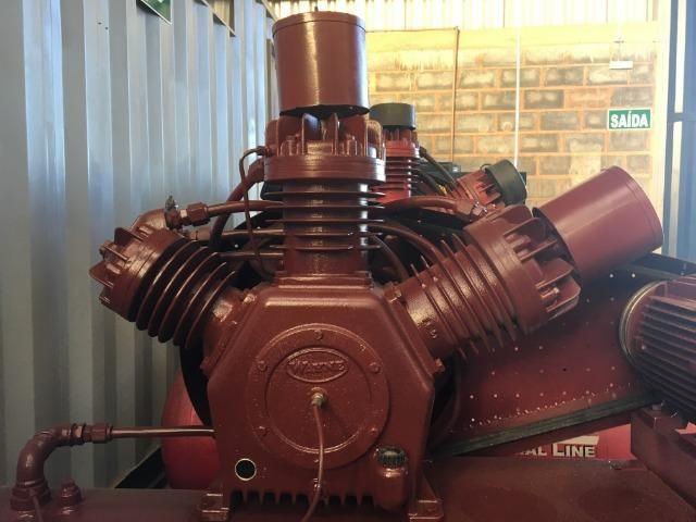 Compressor De Ar Wayne W 800 40 Pés/10 CV - Foto 3