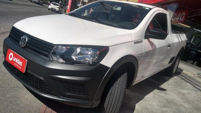 Vw - Saveiro Cs Robust 1.6 2p 2017