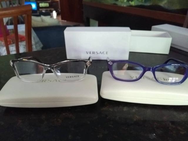 95ce5a838 Armações de Óculos Versace - Bijouterias, relógios e acessórios ...