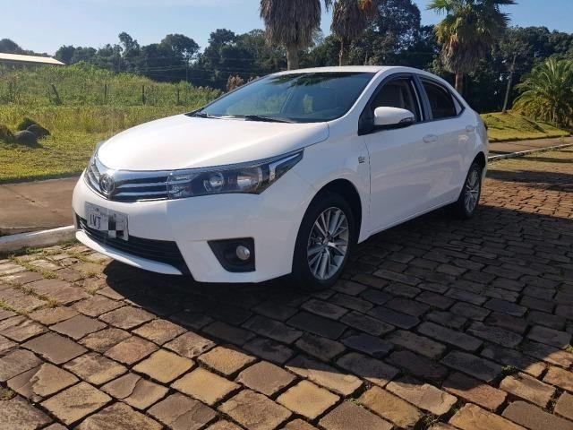 Toyota Corolla XEI 2.0 2015 Único Dono Todas Revisôes na Toyota Lajeado