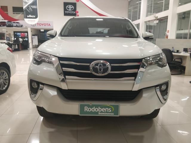 TOYOTA HILUX SW4 2016/2016 2.8 SRX 4X4 7 LUGARES 16V TURBO INTERCOOLER DIESEL 4P AUTOMATIC