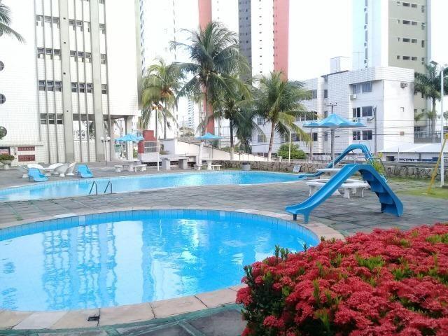 Apto venda: 3 quartos, 1 súite, 126m2 , a 200m do Riomar -Cocó. R$ 250 mil - Foto 13