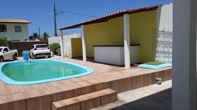 Aluga-se casa em praia de Jatobá, com piscina e área de lazer - Foto 12