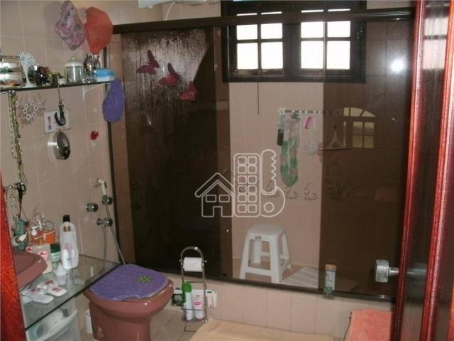 Casa residencial para venda e locação, piratininga, niterói - ca0038. - Foto 5