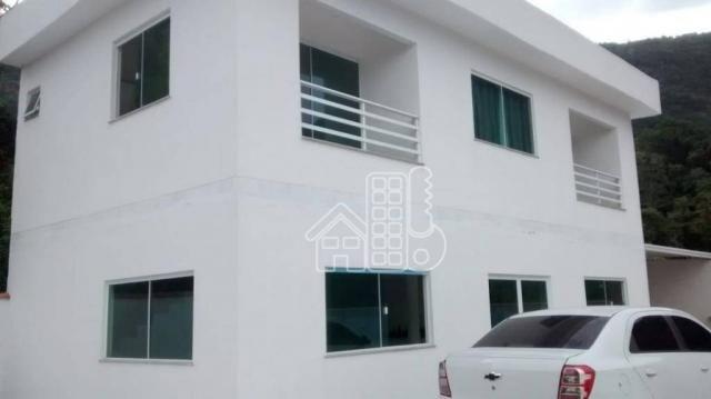 Casa com 3 dormitórios à venda, 160 m² por R$ 530.000,00 - Recanto de Itaipuaçu - Maricá/R - Foto 4