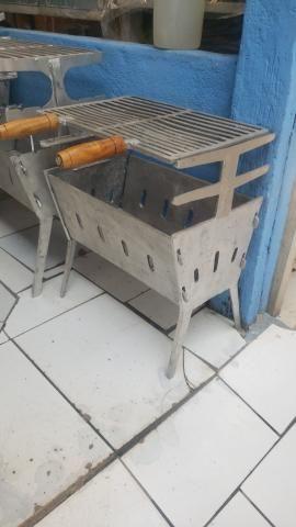 Churrasqueiras alumínio fundido - Foto 3