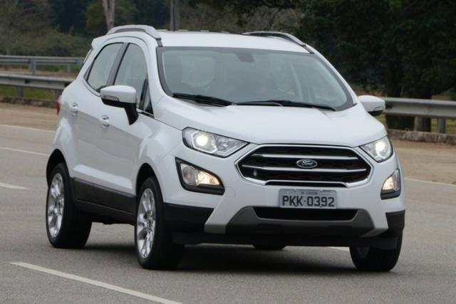 Ford EcoSport modelo 2017