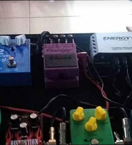 Pedal boss flanger bf3 - Foto 2