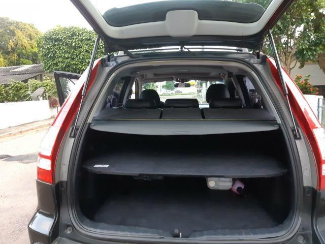 Honda Cr-v EXL 4x4 teto solar - Foto 3