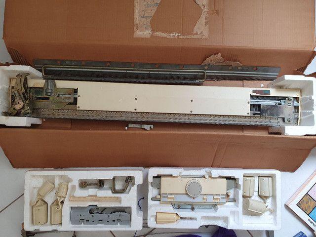 Maquina de tricô Elgin Brother 840 - Foto 3