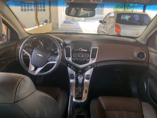 Chevrolet Cruze LTZ 1.8 Automático - Foto 6