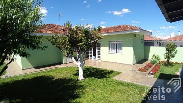 Casa à venda com 3 dormitórios em Jardim carvalho, Ponta grossa cod:393032.001 - Foto 18