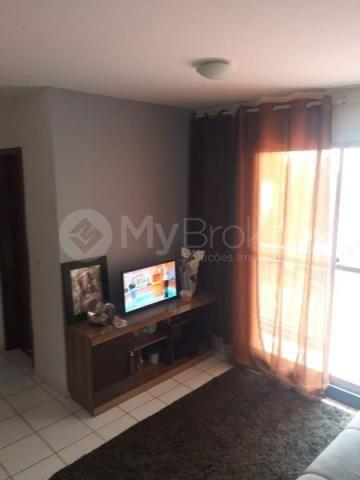 Apartamento com 2 quartos no Residencial Club Cheverny - Bairro Setor Goiânia 2 em Goiâni - Foto 3