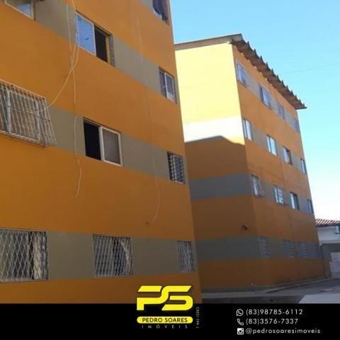 Apartamento com 2 dormitórios à venda, 50 m² por R$ 110.000 - Paratibe - João Pessoa/PB