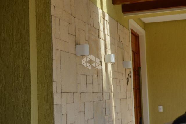 Casa de condomínio à venda com 5 dormitórios em São vicente, Gravataí cod:9924697 - Foto 3
