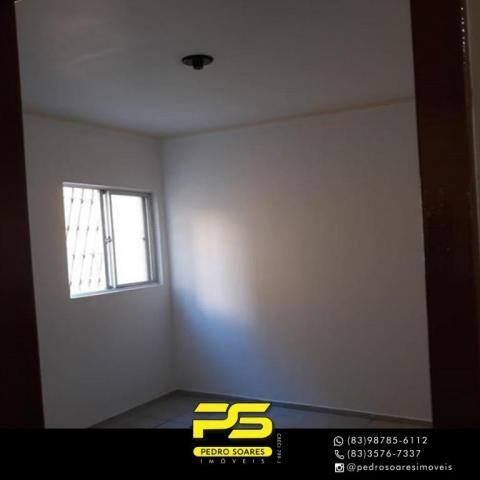 Apartamento com 2 dormitórios à venda, 50 m² por R$ 110.000 - Paratibe - João Pessoa/PB - Foto 6