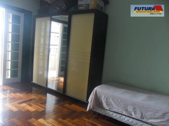 Apartamento com 3 dormitórios à venda, 127 m² por R$ 395.000,00 - Gonzaguinha - São Vicent - Foto 14