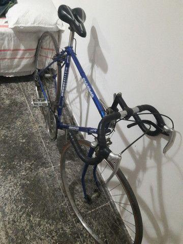 Bicicleta Caloi 10 de corrida com 7macha e um raridade no valor de 1.000 mil reais  - Foto 3