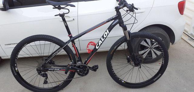 Vendo bike Caloi elite super nova