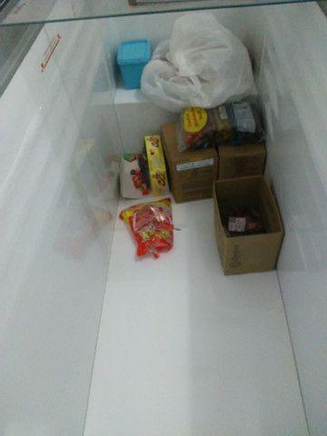 Geladeira para sorvete