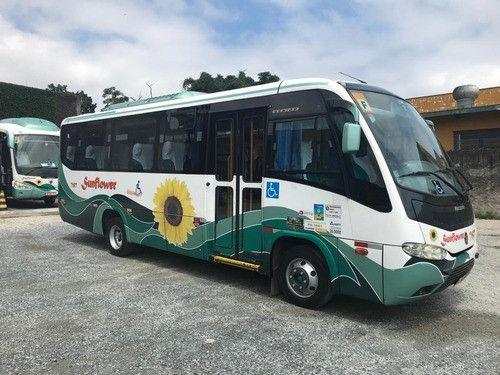 Micro Ônibus Marcopolo Senior C/ Elevador Vw 9.150 Executivo - Foto 3