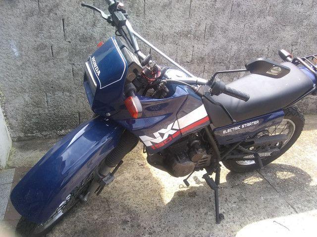 Vendo Honda nx 150 1989