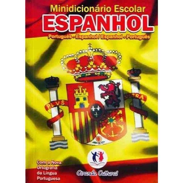 (WhatsApp) mini dicionário de espanhol
