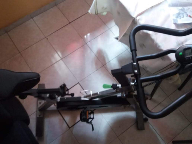 Bicicleta spinning Athletic works - Foto 2