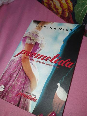 Livro Prometida, Carina Rissi - Foto 2