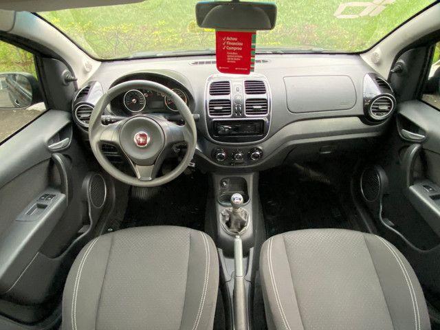 Fiat Grand Siena 1.4 8V (Flex) COM GNV O MENOR PREÇO VERDADEIRO - Foto 5