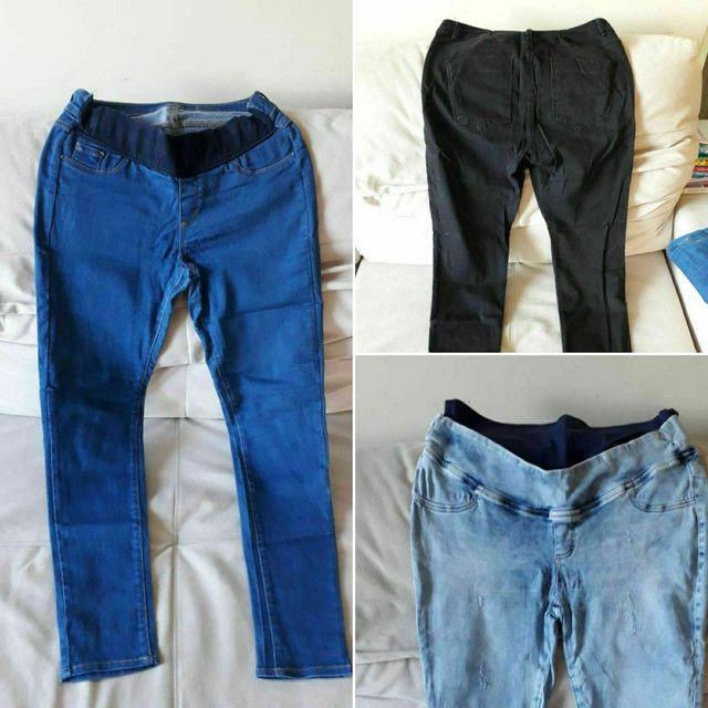 Calças Jeans de Gravida. Tamanho 42,42 e 46