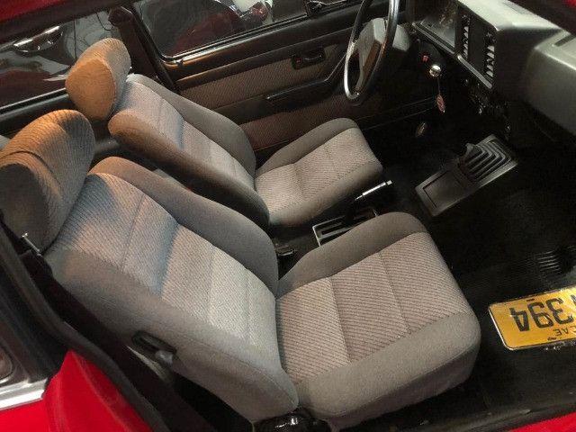 Chevette SE Àlcool 1987 - 10.000 Km de Fábrica - Para Colecionadores - Foto 17