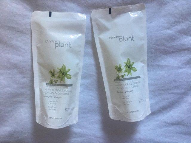 Refil shampoo controle de oleosidade - Natura plant - Foto 2