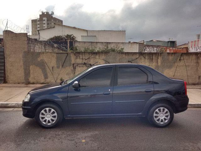 Renault Logan 1.0 16v Flex 2012/2012 - Foto 4
