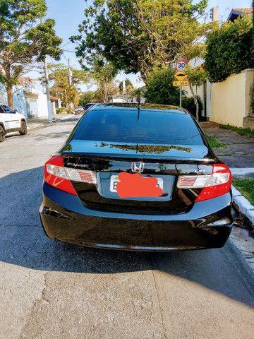Honda Civic LXL 1.8 Automático 2012 - Foto 15