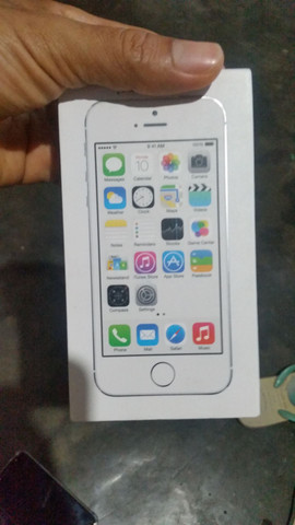 iPhone 5s novo - Foto 2